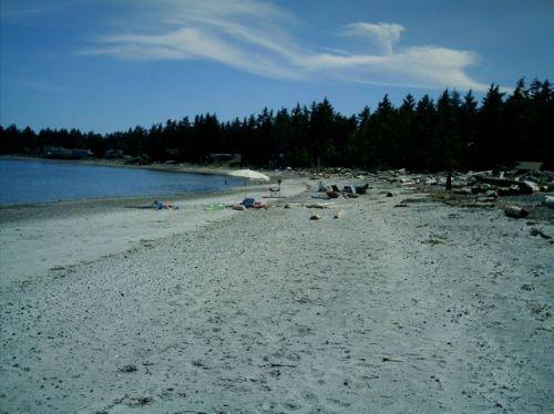 Saratoga Beach